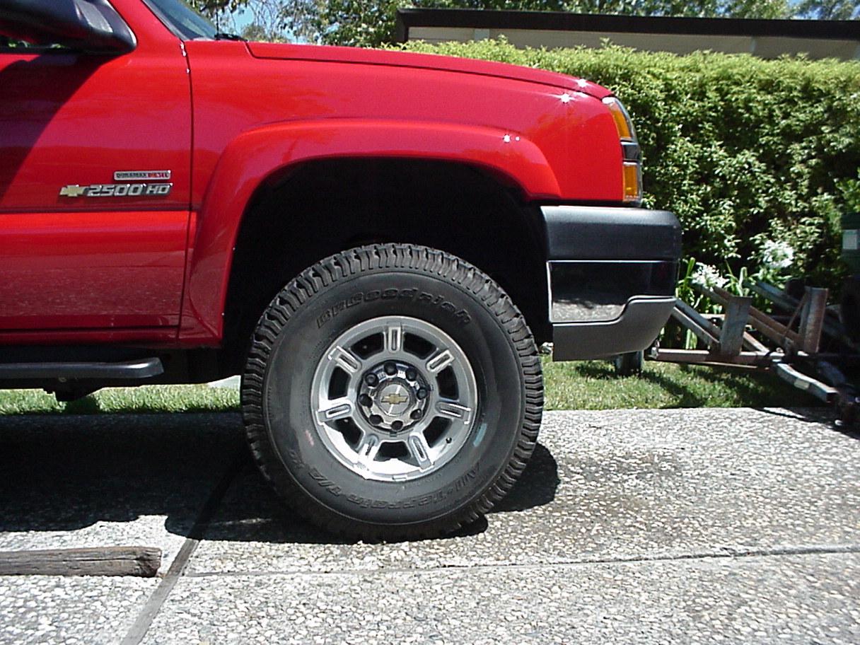 All Chevy chevy 2500hd wheels : Hummer wheels on 2500HD? - 2000-2006 & 2007-2014 Chevrolet ...